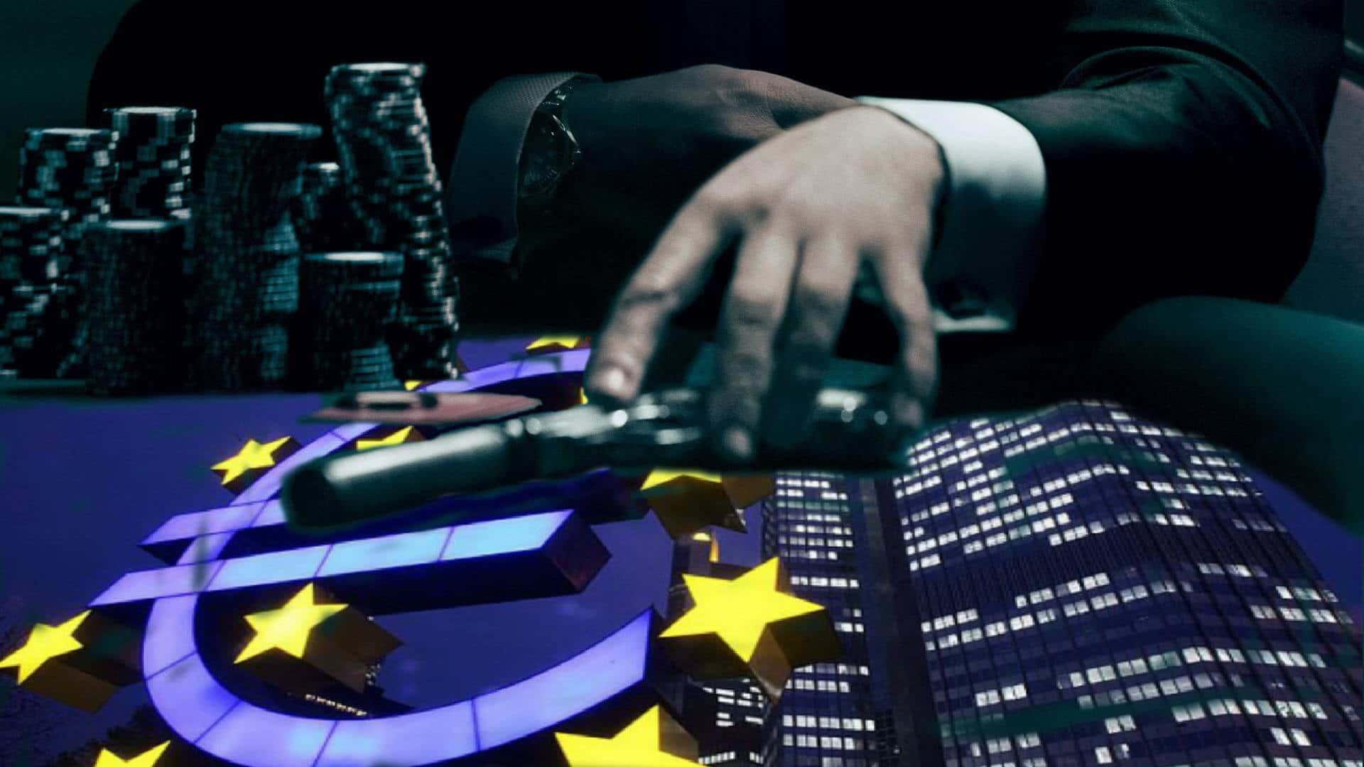 EU banks into Russian Roulette