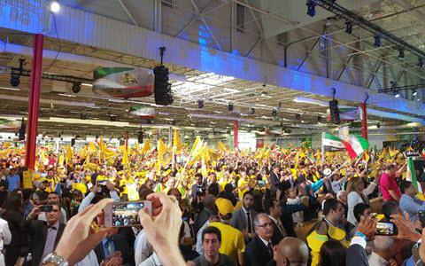 ifmat - Grand Gathering of the Iranian Resistance in Paris on July 1 2017