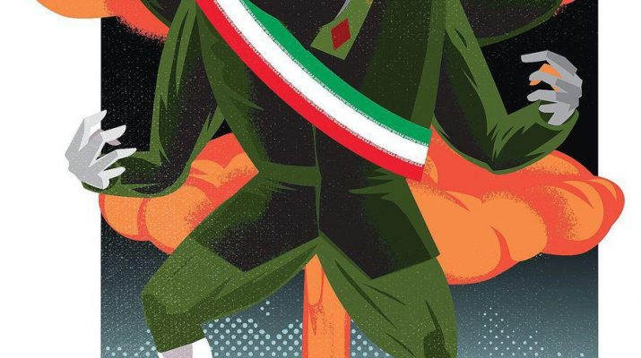 ifmat - The Islamic Revolutionary Guard Corps terrorizes its own people and casts a dark shadow over the world