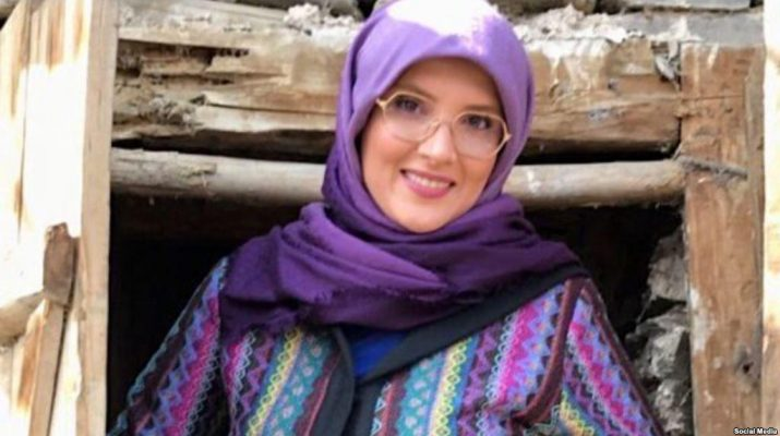 ifmat - Iranian journalist and activist detained for criticizing Iran judiciary