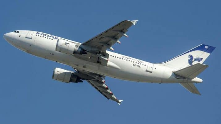 ifmat - US Treasury implements sanctions on Iranian airlines
