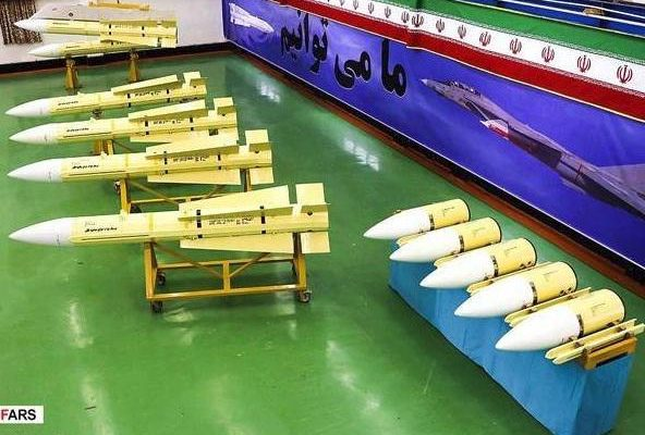 ifmat - Iran starts mass production of air-to-air missiles