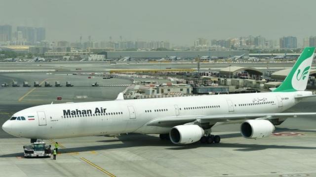 ifmat - Treasury rightly clips wings of Iran Mahan Air