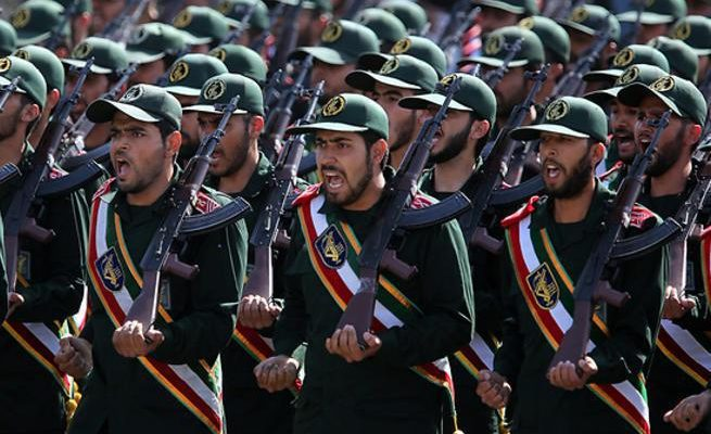 ifmat - Iram Revolutionary Guard dont care about sanctions