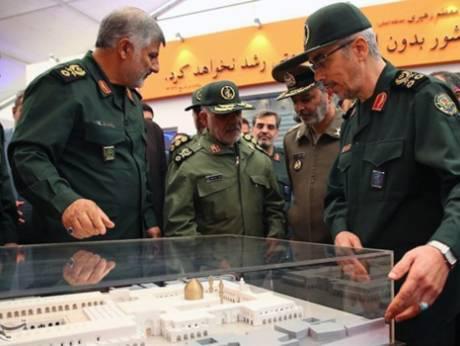 ifmat - Iran paramilitaries have chokehold on economy