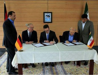 Wintershall and NIOC signed MOU on oilfields development