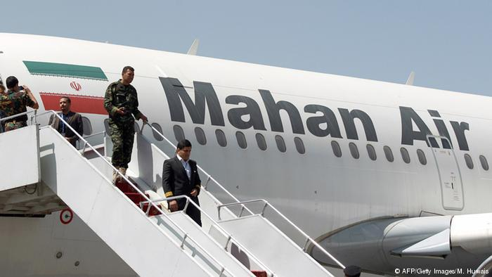 ifmat - Mahan Air is working for Revolutionary Guard Corps and Quds Force