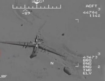 ifmat - Iran claims it hacked and controlled US drones