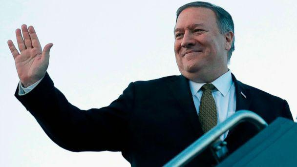 ifmat - Pompeo returns to Middle East to urge action against Iran Regime