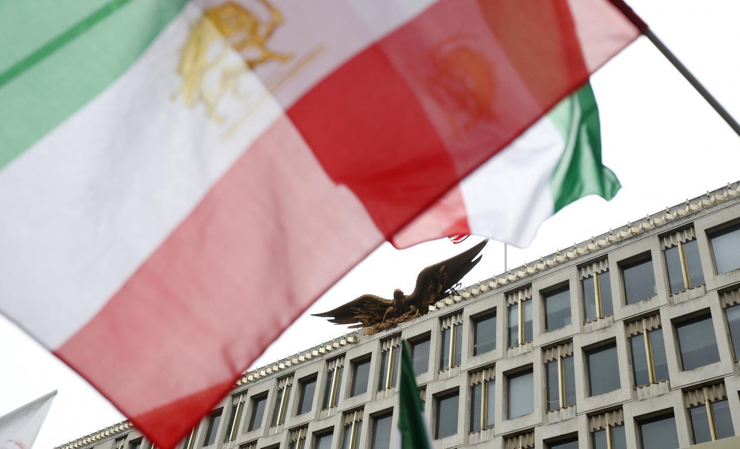 ifmat - Confronting Iran regime