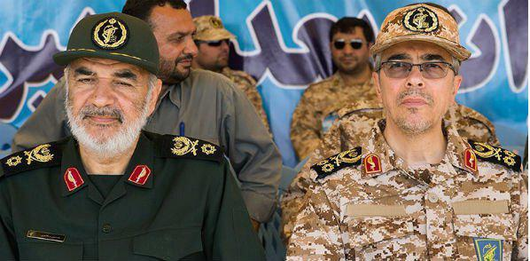 ifmat - Iran new guard commander aims to destroy Israel