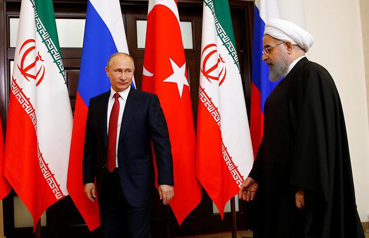 ifmat - Tensions between Rusian and Iran in Syria
