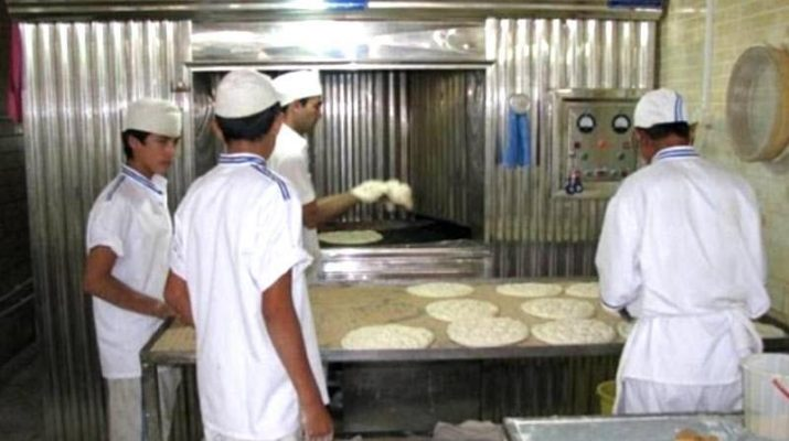 ifmat - Iranian bakers stage protests over unpaid wages