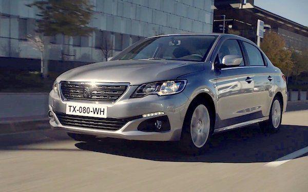 ifmat - Peugeot 301 production kicks off in Iran