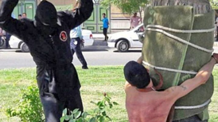 ifmat - Young person sentenced to 100 lashes in Iran