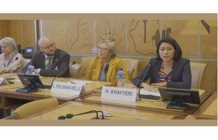 ifmat - Conference in Geneva calls for human rights council investigation into 1998 massacre