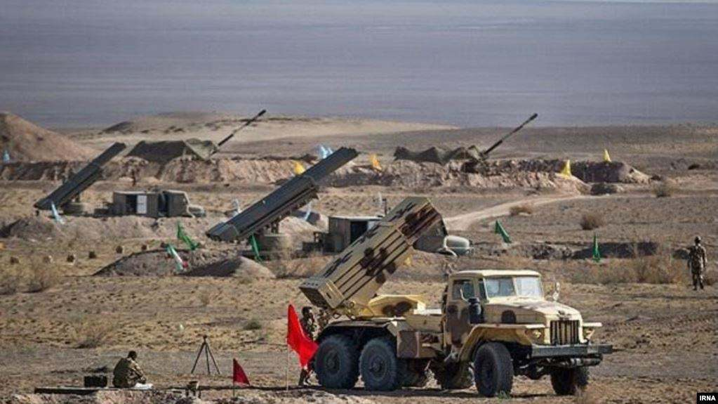 ifmat - Iranian army launches unscheduled exercises near Turkish border