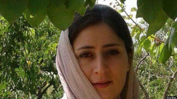 ifmat - Labor activist Atefeh Rangriz starts hunger strike