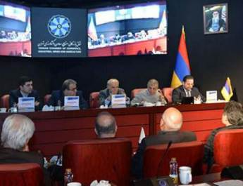 Armenia and Iran consider ways to enhance transactions