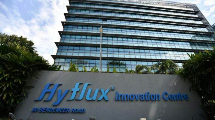 ifmat - Hyflux subsidiary released from desalination contract in Iran