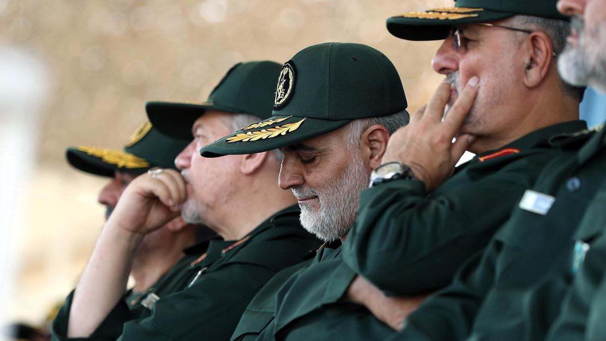 ifmat - IRGC Quds Force and Muslim Brotherhood plotted to form anti-Saudi alliance