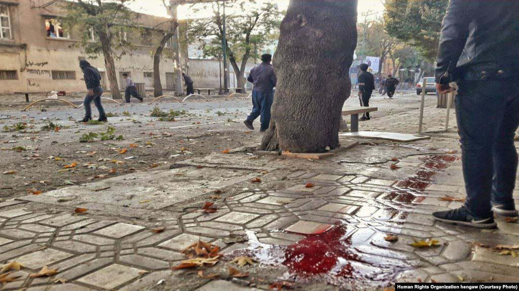 ifmat - Afghanistan demands explanation for death of at least 9 Afghans in Iran unrest
