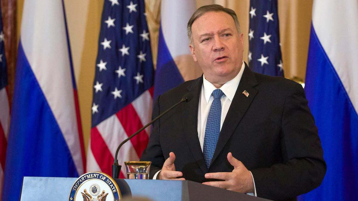ifmat - Mike Pompeo announces new sanctions on Iran