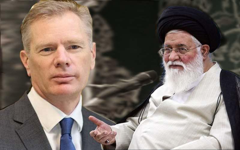ifmat - Iran Mullahs calls for UK ambassador to be killed