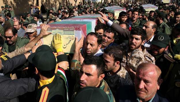 ifmat - Pakistani Shiites protest Soleimani killing