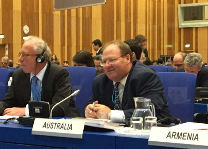 ifmat - Australia takes Iran concerns to nuclear watchdog