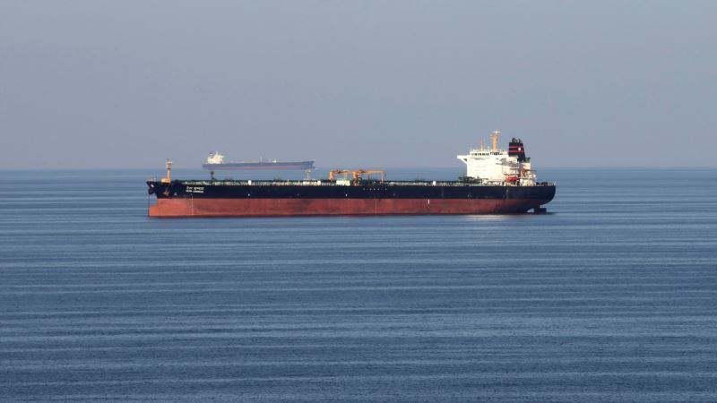 ifmat-Armed Men board oil tanker off Iran coast