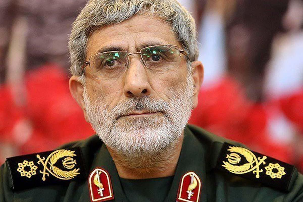 ifmat-Iran Quds Force commander pays secret visit to Iraq