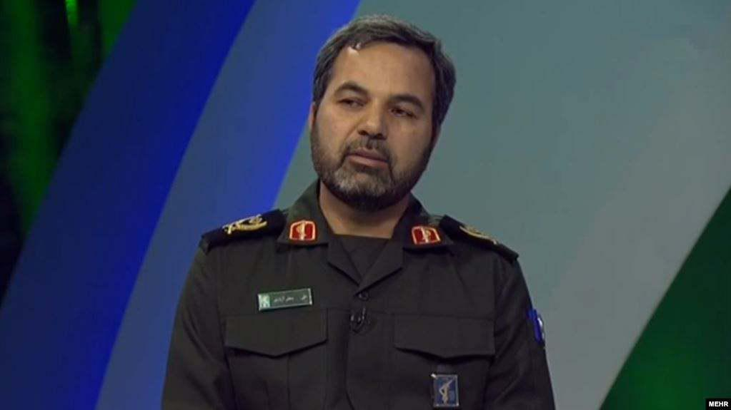 ifmat - IRGC Space Command Chief says Iran plans to put a satellite in geostationary Orbit