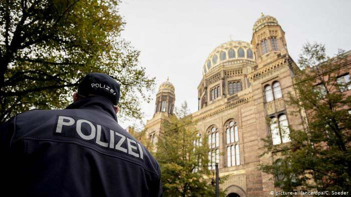 ifmat - Germany condemns Iran spread of antisemitism in a policy reversal