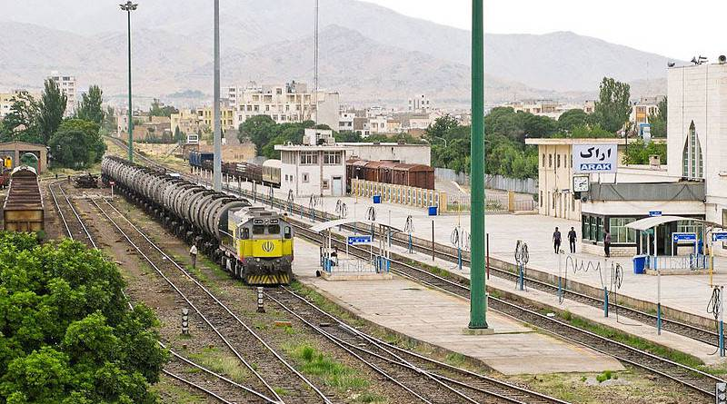 ifmat - Iranian National Railroad Workers And Employees On Strike