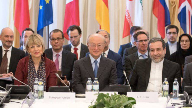 ifmat - Parties To Iran Nuclear Deal To Meet In Vienna Amid US Pressure