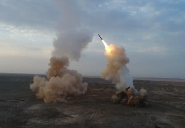 ifmat - Iranian Army announced that it had successfully tested air defense systems