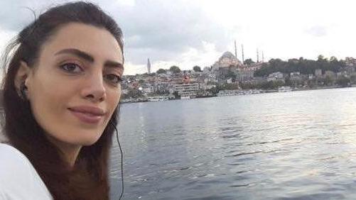 ifmat - Headscarf rebel Nasibe Semsai faces deportation to Iran