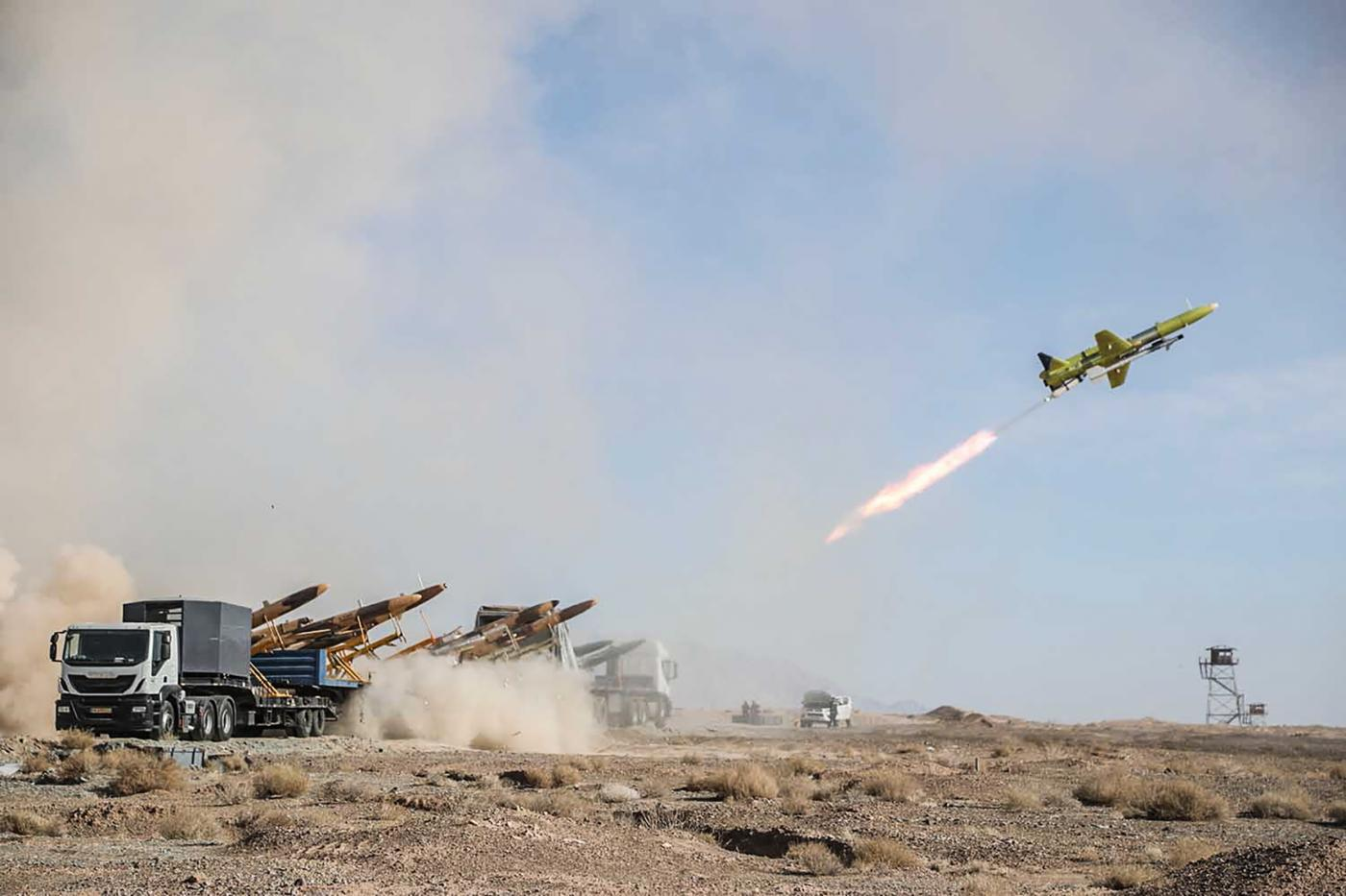 ifmat - Iran increases range of suicide drones to 4000km