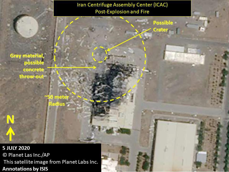 ifmat - Iran hiding scale of nuclear program