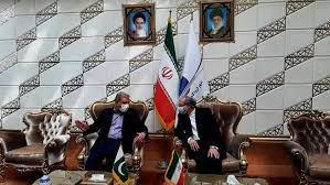 ifmat - Foreign Minister Qureshi arrives in Iran