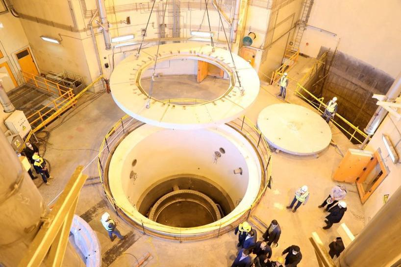 ifmat - European intel agencies find Iran sought nuclear weapons