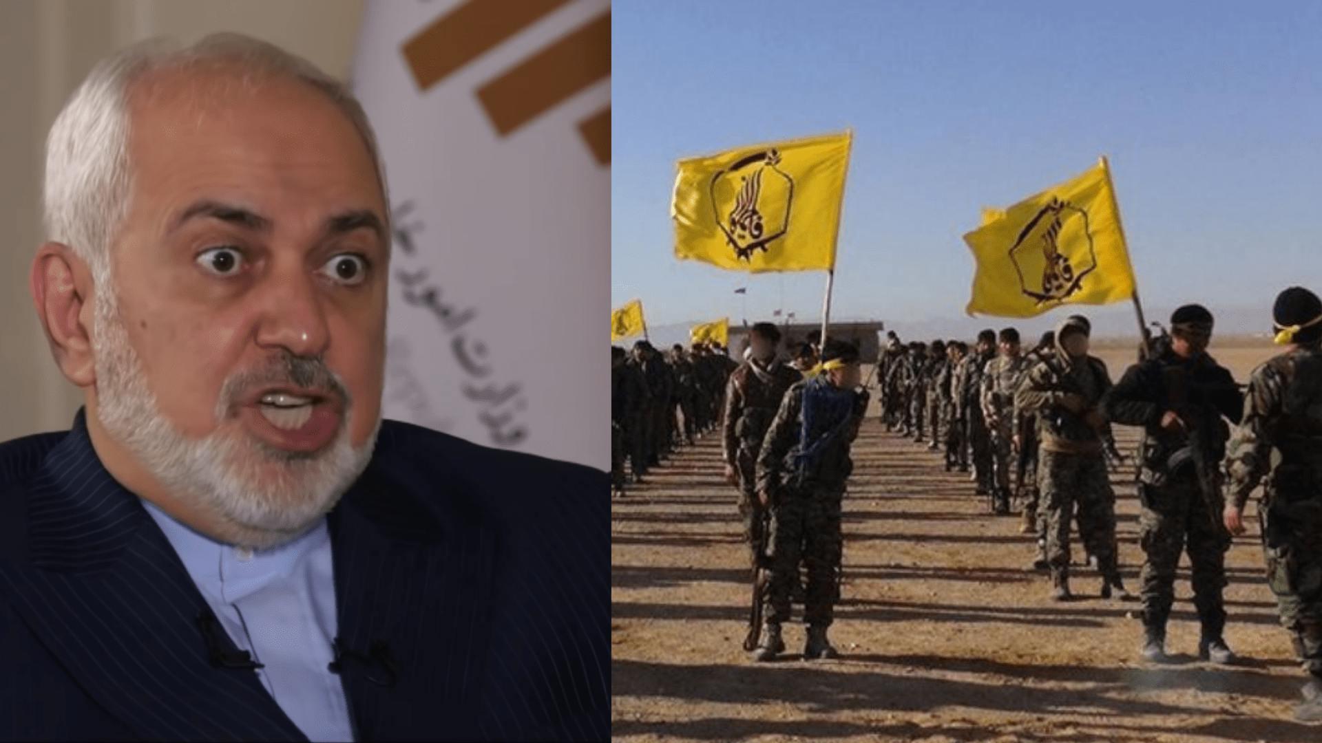 ifmat - Fatemiyoun - Iranian tool to surround Afghanistan with new Popular Mobilization militias