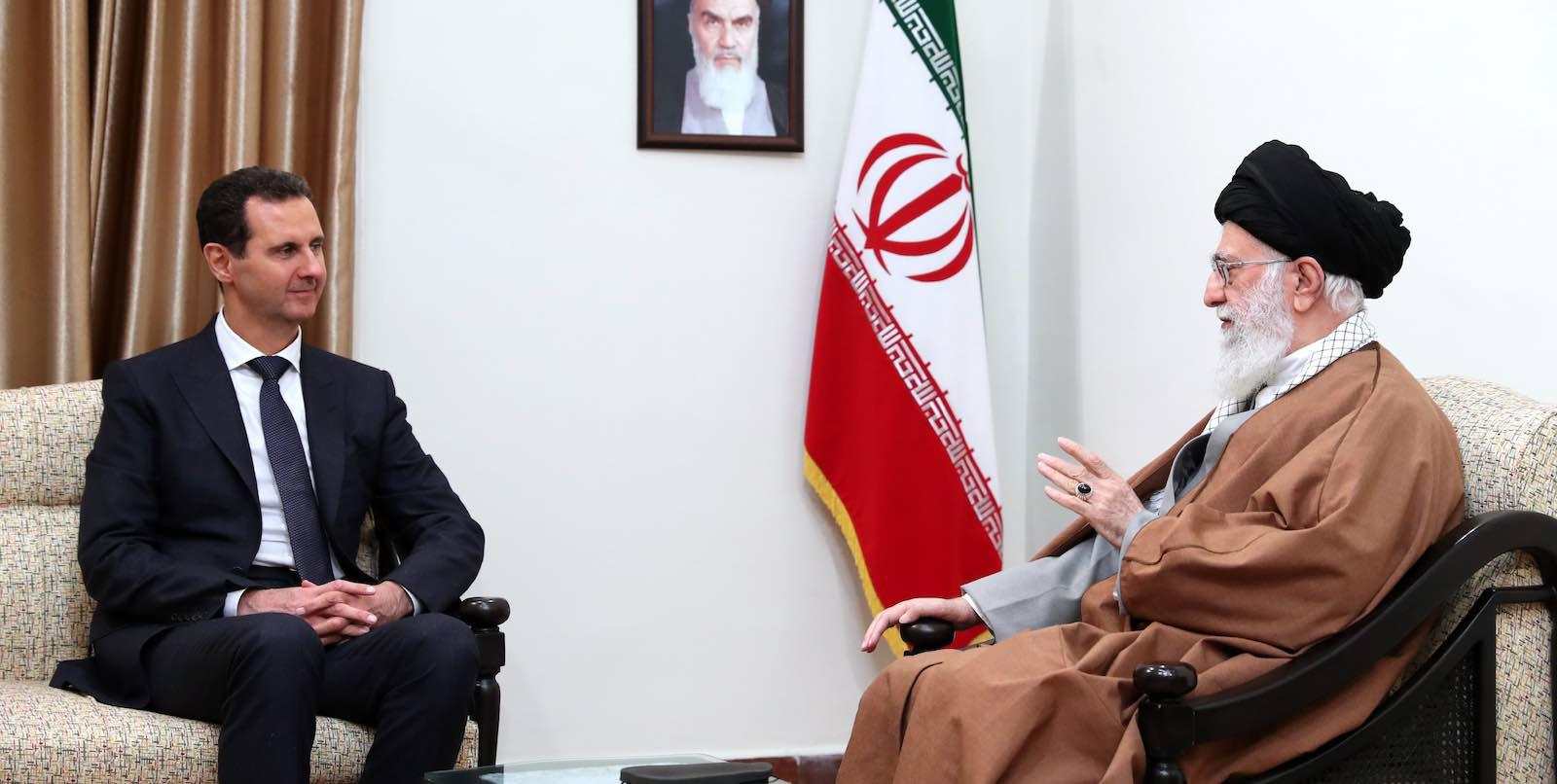 ifmat - Iran builds new prison in Syria ignoring blackouts and water crisis at home