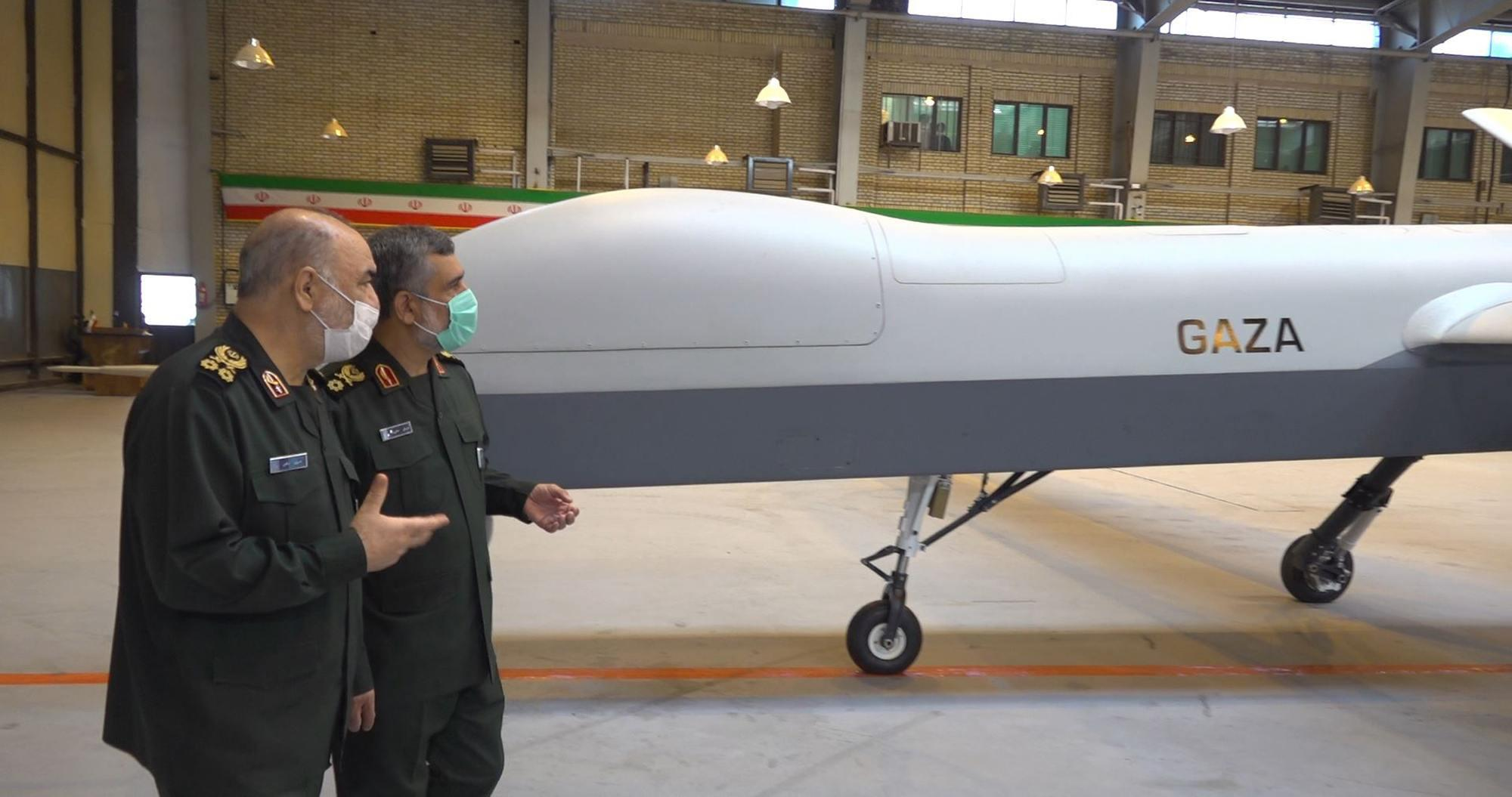 ifmat - Iran attacks are finally shining a spotlight on its deadly drones